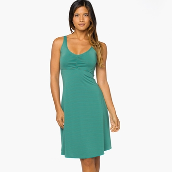 Eco SALE / Prana Rebecca Dress in Dynasty Green