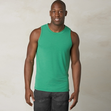 Prana Ridge Tech Tank in Dusty Pine