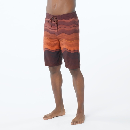 SALE / Prana Sediment Short ( Raisin )