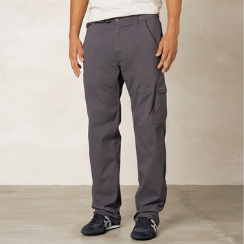 Prana Stretch Zion Pant in Charcoal
