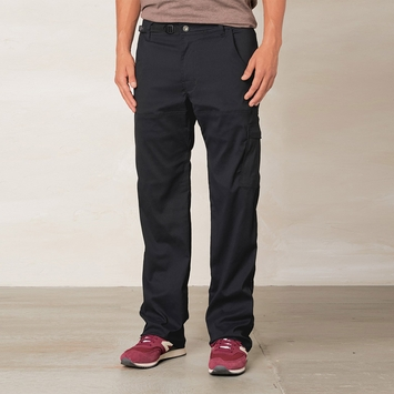Prana Stretch Zion Pant in Black