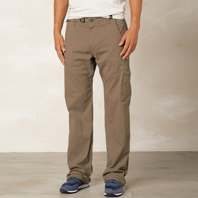 Prana Stretch Zion Pant in Mud