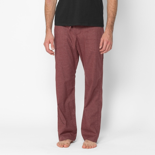 SALE / Prana Sutra Drawstring Pant ( Raisin )