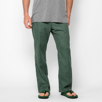Hemp SALE / Prana Sutra Drawstring Pant in Pineneedle