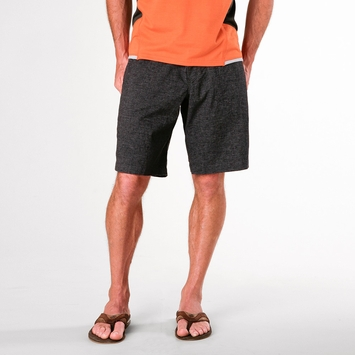 Hemp Prana Sutra Yoga Short in Black
