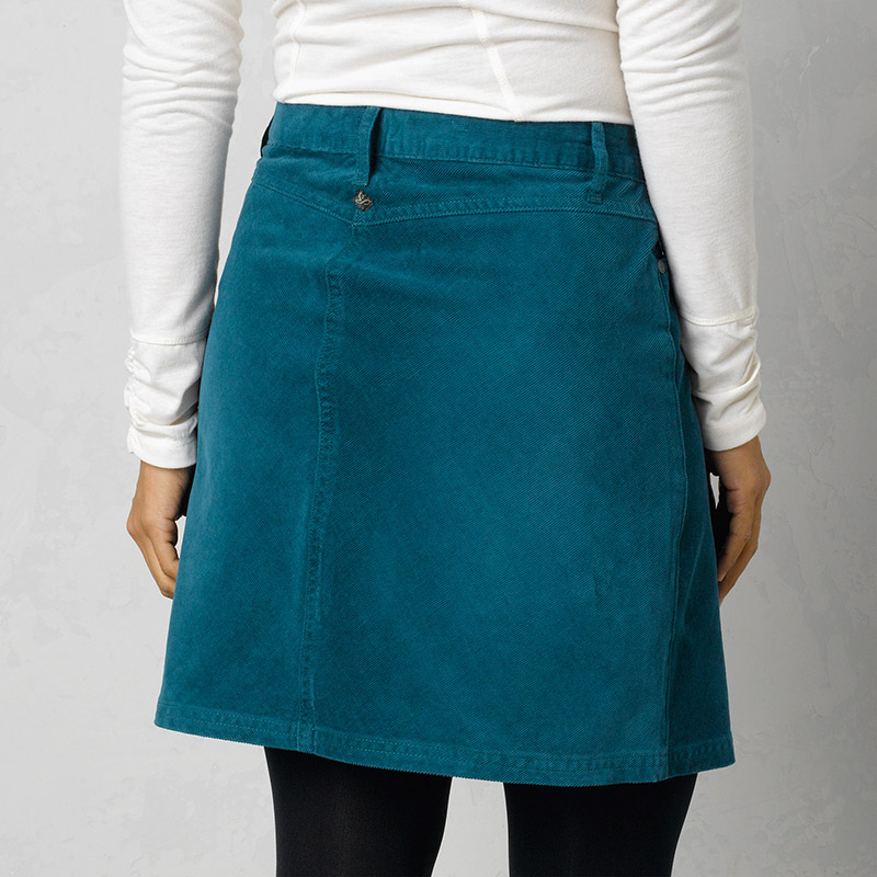 d54e0da730 Prana Trista Corduroy Skirt Womens Apparel at Vickerey