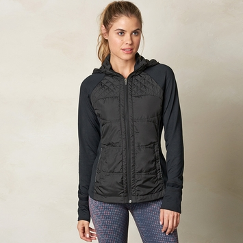 Prana Velocity Active Jacket in Black