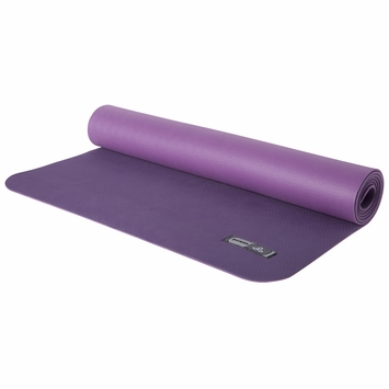Prana Warrior Yoga Mat in Purple