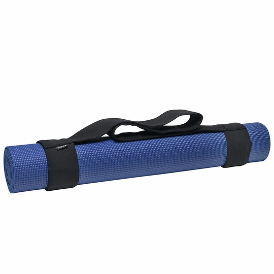 Prana Sleek Yoga Mat Holder ( Black )