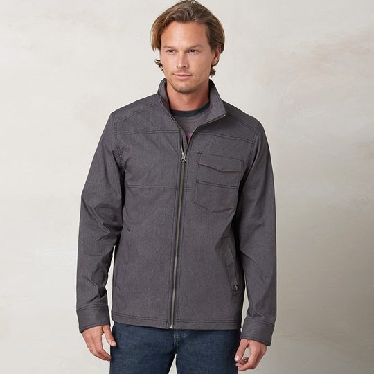 Prana Zion Jacket ( Charcoal )
