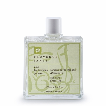 Provence Sante Men's After Shave in Green Tea