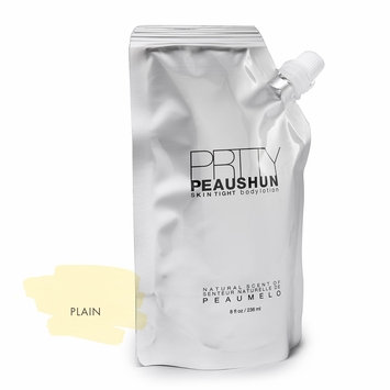 Prtty Peaushun Skin Tight Body Lotion in Plain