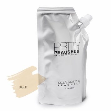 Prtty Peaushun Skin Tight Body Lotion in Light