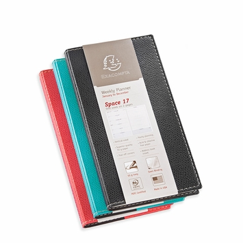 Exacompta 2020 Club Space 17 Planner (3.5 x 6.75)