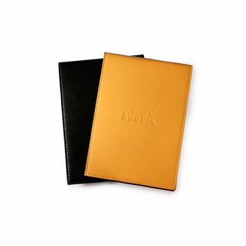 Rhodia Leatherette No. 11 Notepad Holder (3.5 x 4.5)