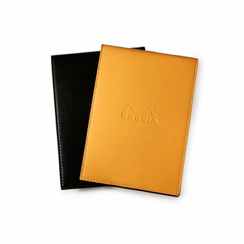 Rhodia Leatherette No. 12 Notepad Holder (3.75 x 5.25)