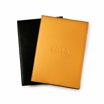 Rhodia Leatherette No. 13 Notepad Holder (4.5 x 6.25)