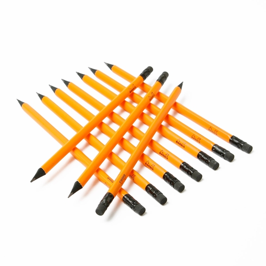Rhodia Pencils (Set of 10)