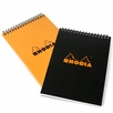 Rhodia Top Spiral Bound No. 16 Notepad (6 x 8.25)