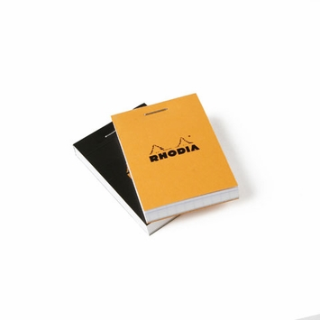 Rhodia Top Staple Bound No. 10 Notepad (2 x 3)