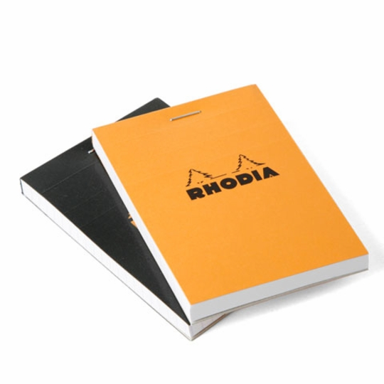 Rhodia Top Staple Bound No. 12 Notepad (3.375 x 4.75)