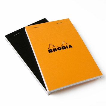 Rhodia Top Staple Bound No. 14 Notepad (4.375 x 6.375)