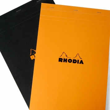 Rhodia Top Staple Bound No. 19 Notepad (8.25 x 12.5)