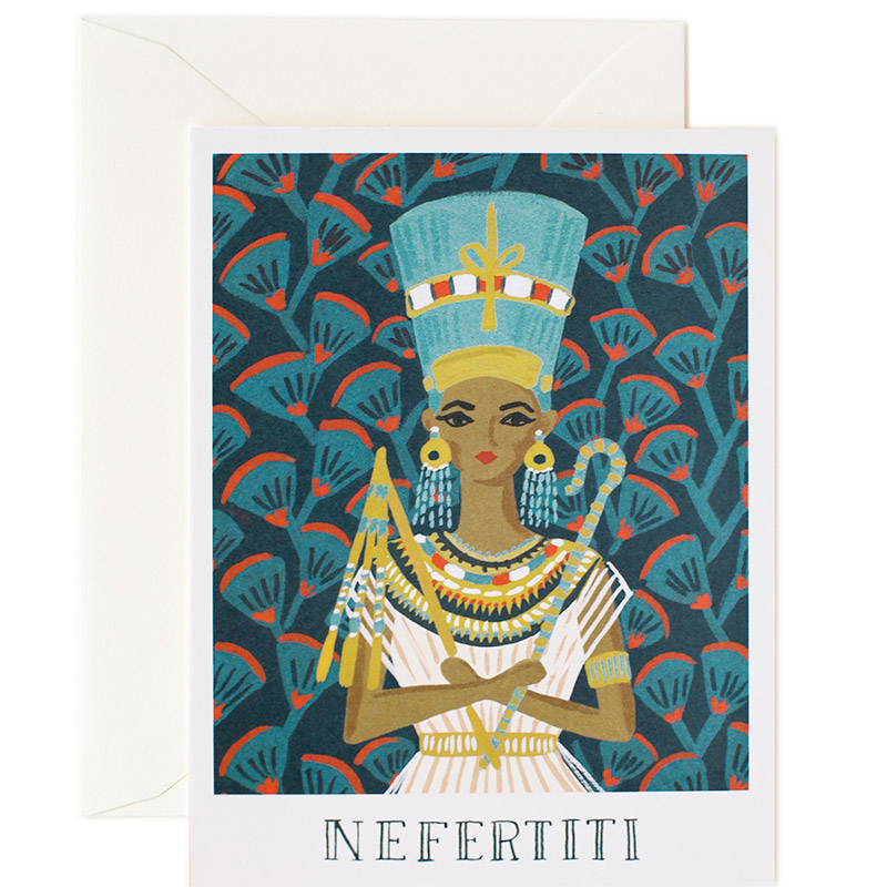 Rifle Paper Co Queen Assorted Boxed Card Set