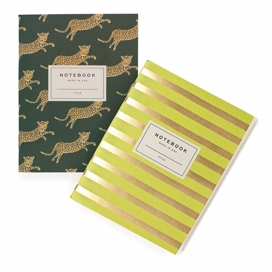 Rifle Paper Safari Pocket Notebooks (4.25 x 5.5)