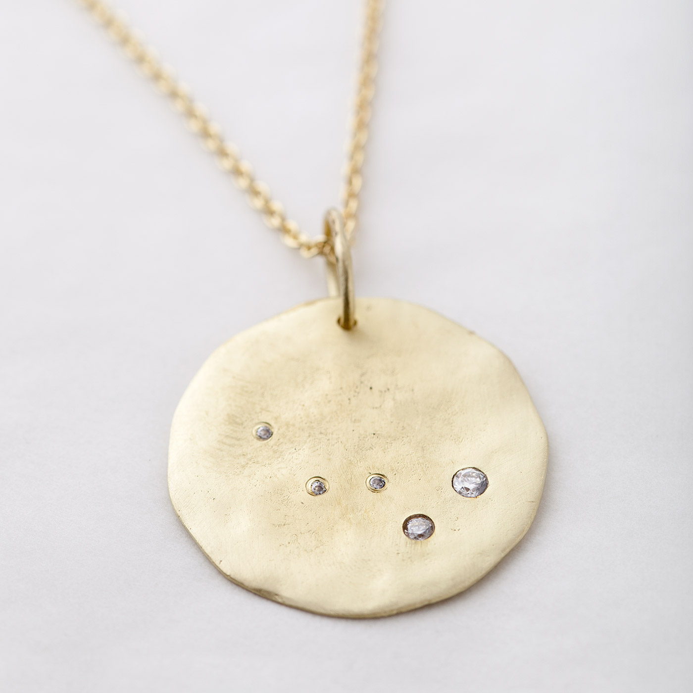 Roost large constellation pendant necklace womens apparel at vickerey roost large constellation pendant necklace aloadofball Choice Image
