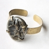 Roost Pyritized Ammonite Cuff
