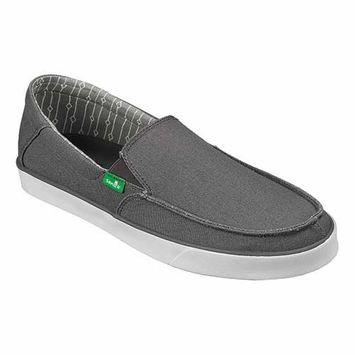 Sanuk Sideline Shoe in Charcoal