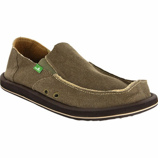 Sanuk Vagabond Shoe ( Brown )