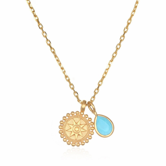 Satya Jewelry Exalted Meditation Necklace