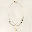 Satya Thrive Onyx Necklace