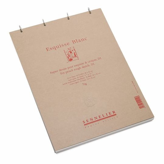 Sennelier Esquisse D1 Drawing Pad (9.5 x 13.5)