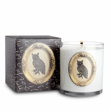 Soap and Paper Factory Patch NYC Soy Candle in Owl