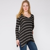 Splendid Double Stripe Top