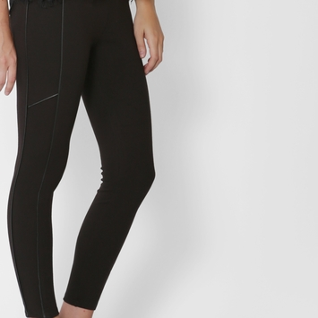Splendid Mural Media Legging in Black