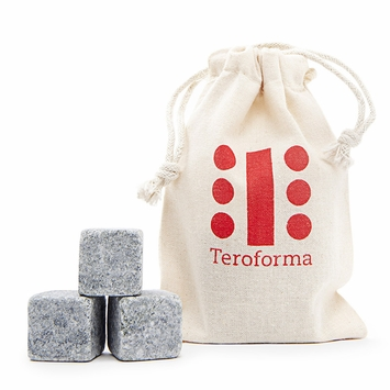 Teroforma Natural Whisky Stones