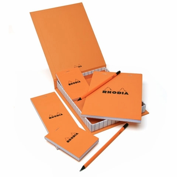 The Essential Rhodia Box