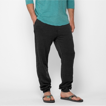 Organic SALE / Threads 4 Thought Burnout Wash Jogger Pant in Black