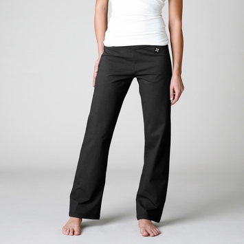 Verve Leda Pant TALL/LONG in Black