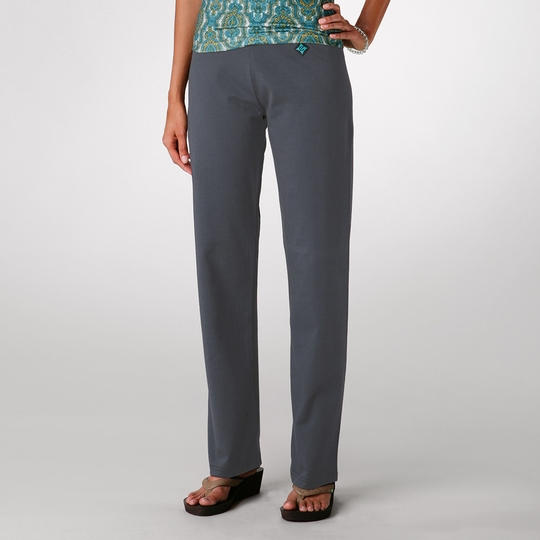 Verve Leda Pant TALL/LONG ( Smoke Blue )