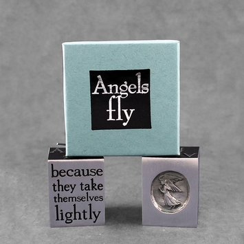 Vilmain Angels Fly Paperweight