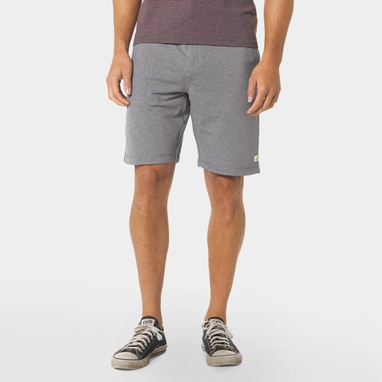 Vuori Cross Trainer Short ( Grey Heather )