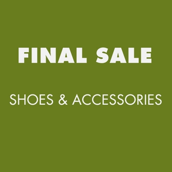 Womens Final Sale Accessories