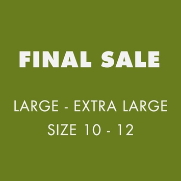 Womens Final Sale Large - XL