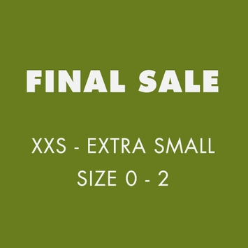 Womens Final Sale XXS - XS
