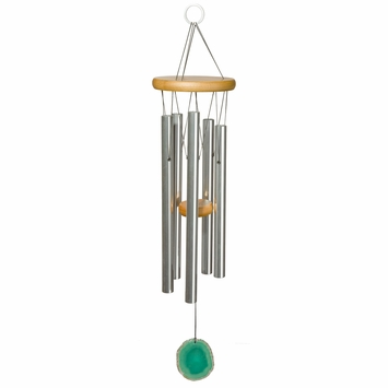Woodstock Wind Chimes Celtic Chime in Agate